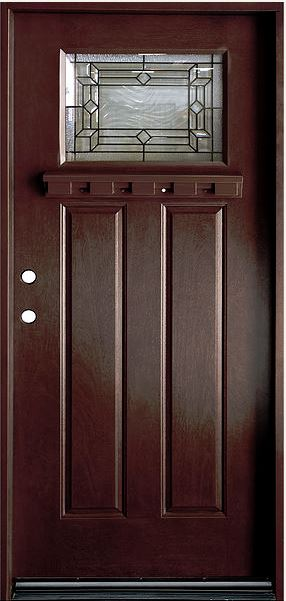 Craftsman Dark Walnut